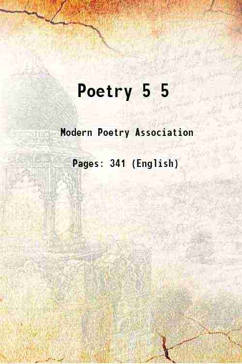 Poetry 5 5