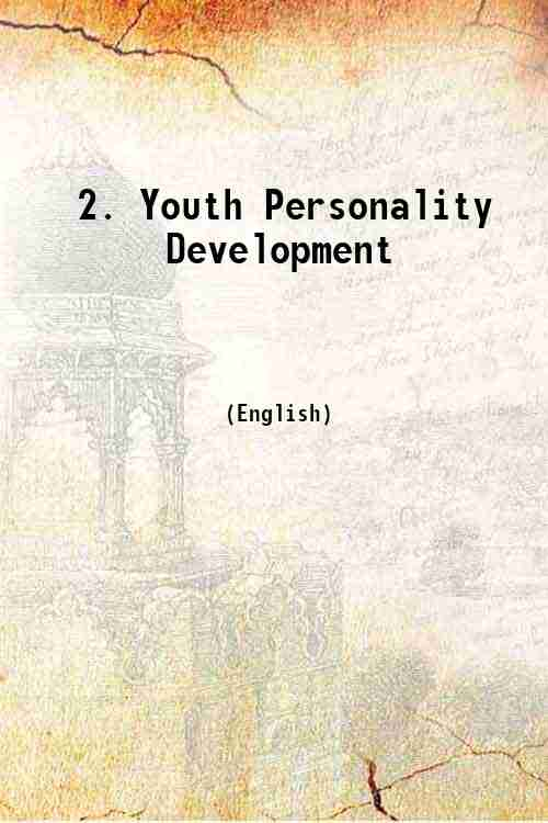 2. Youth Personality Development