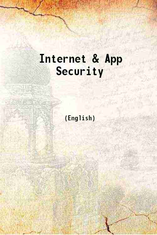 Internet & App Security