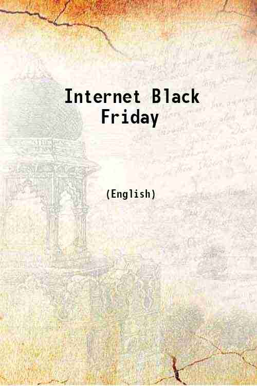 Internet Black Friday