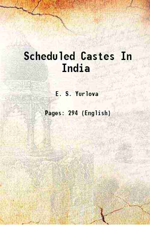 Scheduled Castes In India