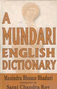 A Mundari-English Dictionary