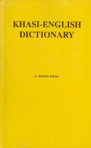 Khasi-English Dictionary