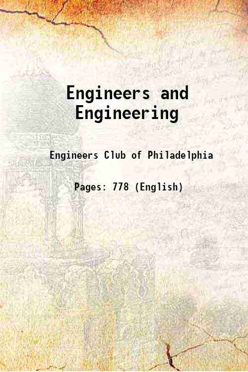 Engineers and Engineering