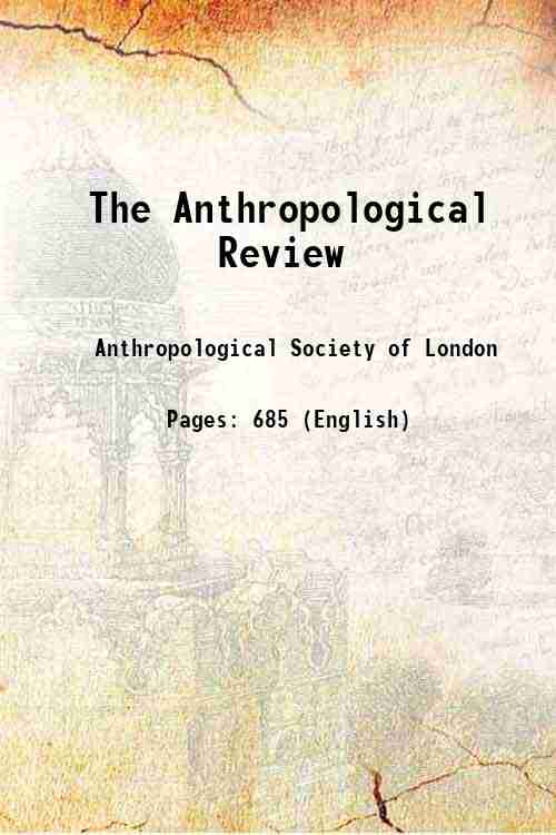 The Anthropological Review