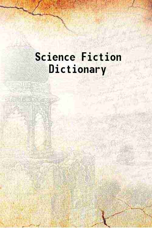 Science Fiction Dictionary