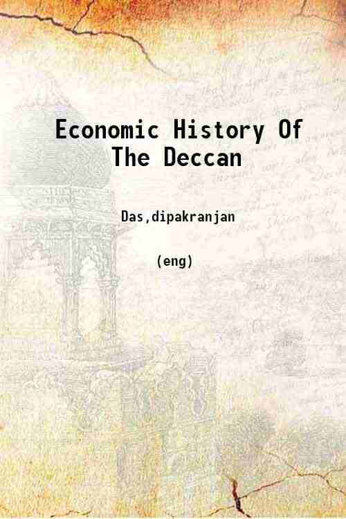 Economic History Of The Deccan