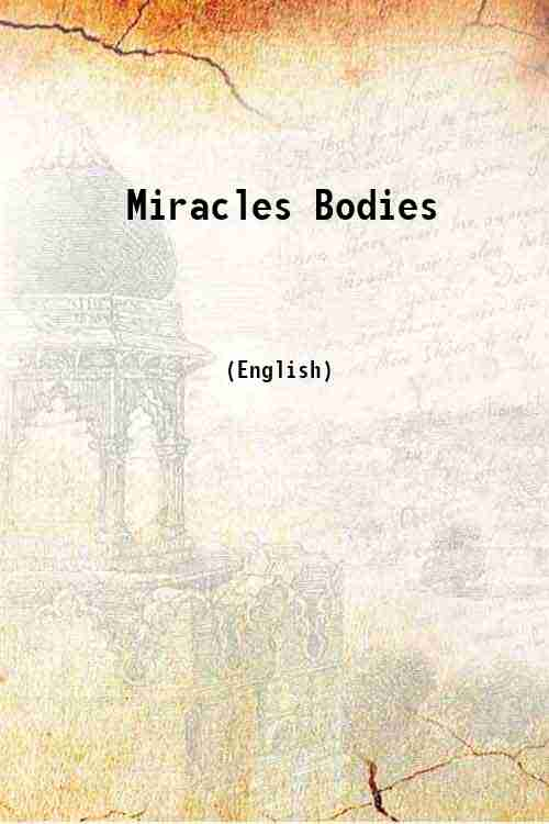 Miracles Bodies