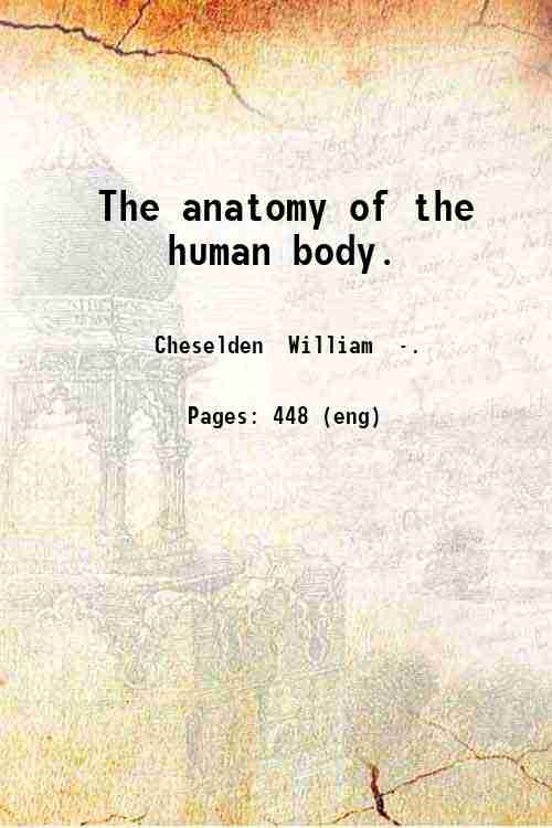 The anatomy of the human body.