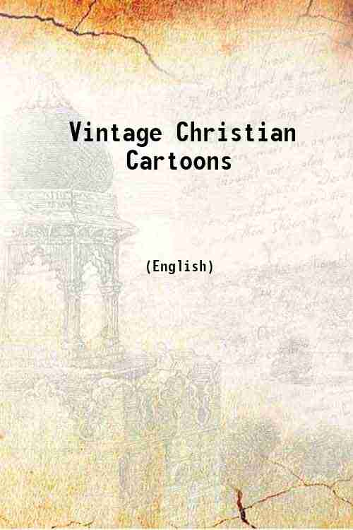 Vintage Christian Cartoons