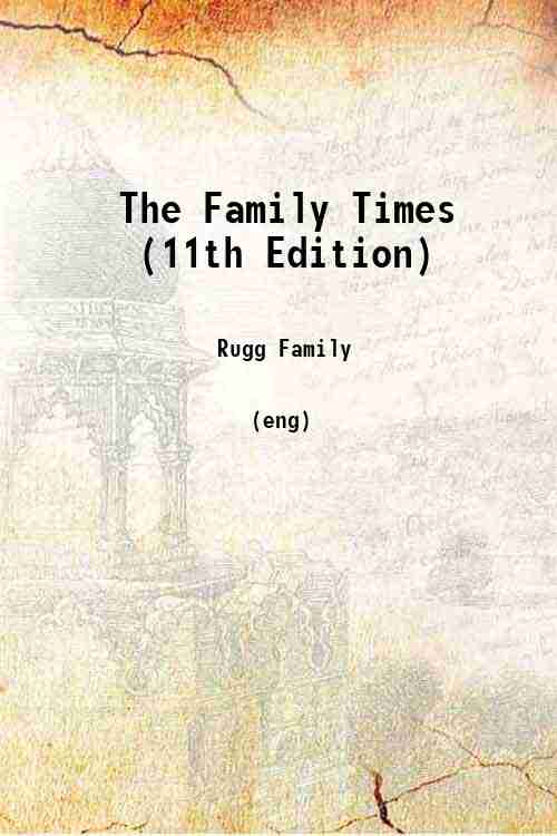 The Family Times (11th Edition)