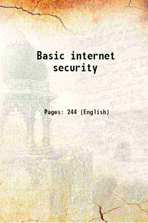 Basic internet security