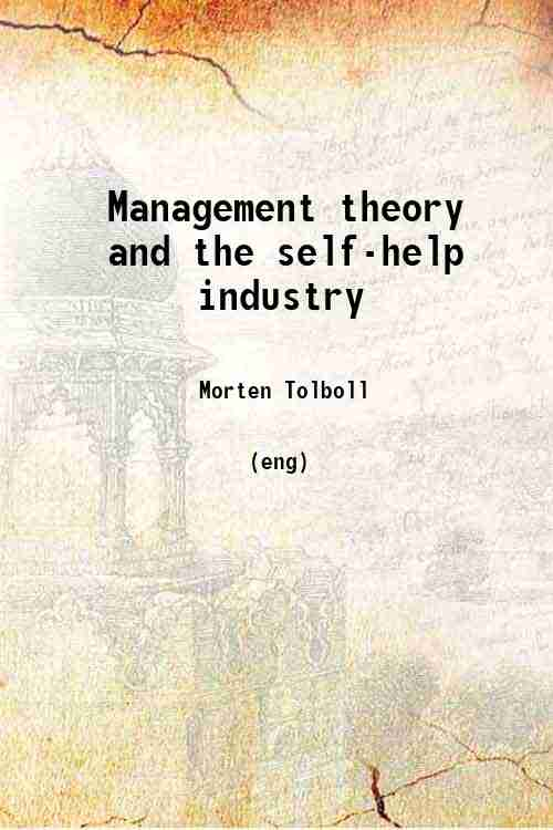 Management theory and the self-help industry