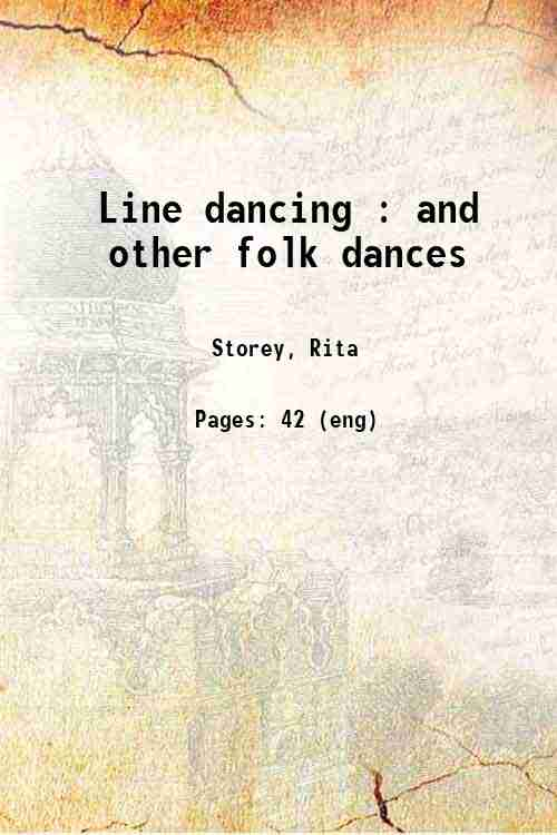 Line dancing : and other folk dances