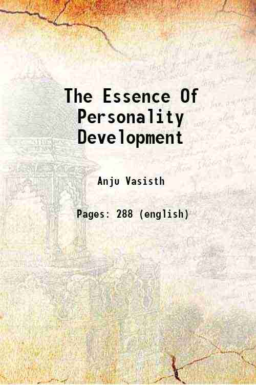 The Essence Of Personality Development